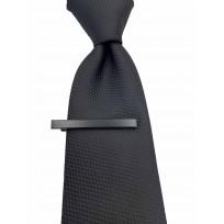 Brianze Siyah Kravat İğnesi