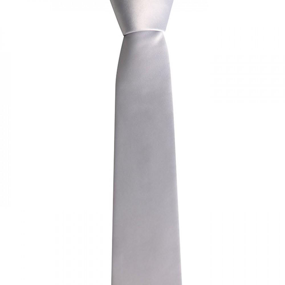 Brianze Gri Mendilli Kravat SMDK-3