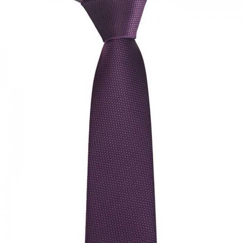 Dokuma Düz Renk Mendilli Kravat (31)