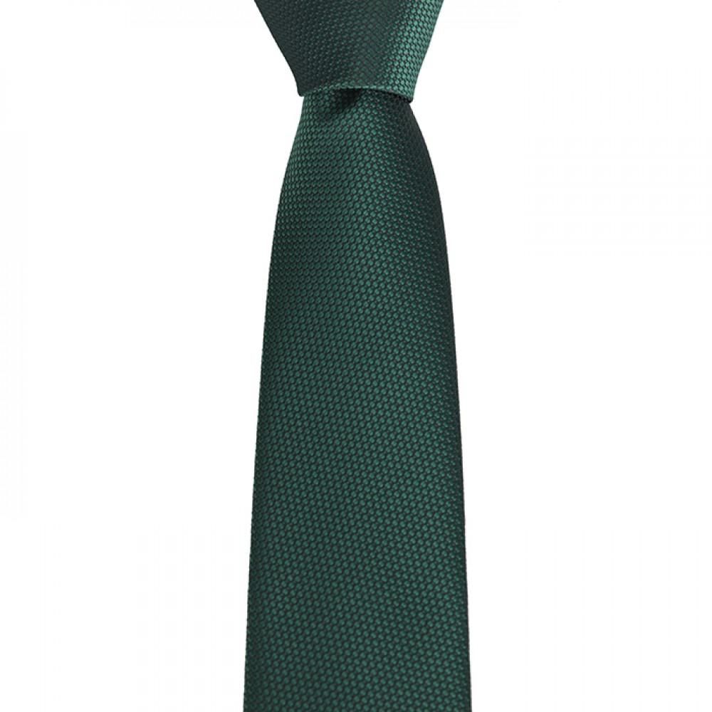 Brianze Yeşil Mendilli Kravat SMDK-25