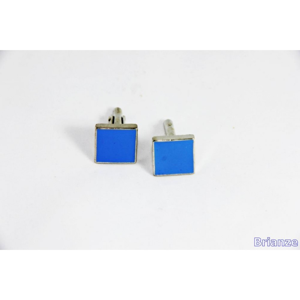 Brianze Mavi Renk Kol Düğmesi KD-11