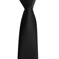Brianze Siyah Mendilli Kravat SMDK-24