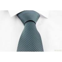 Brianze Yeşil Noktalı Desen Kravat