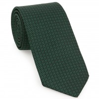 Yeşil Kravat Kol Düğmesi Hediyelik Set-Brianze KMK-19